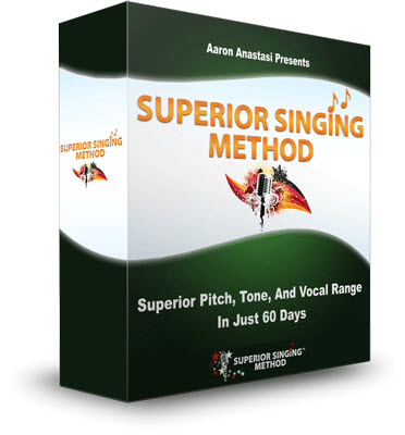 Aaron's superior singing method
