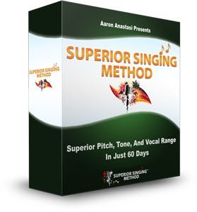 Aaron's superior singing method