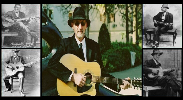 Jim Bruce Texas To The Delta Blues Guitar Lessons Review